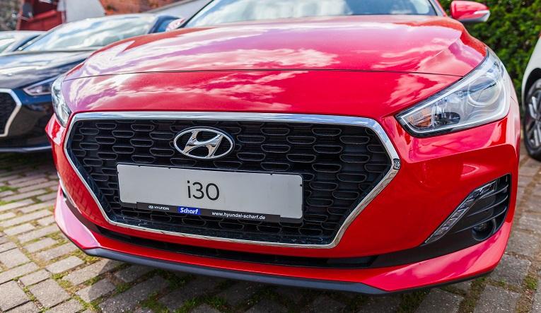 The Hyundai i30