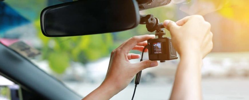 Dash cameras are very useful as they provide footage in case of accidents.